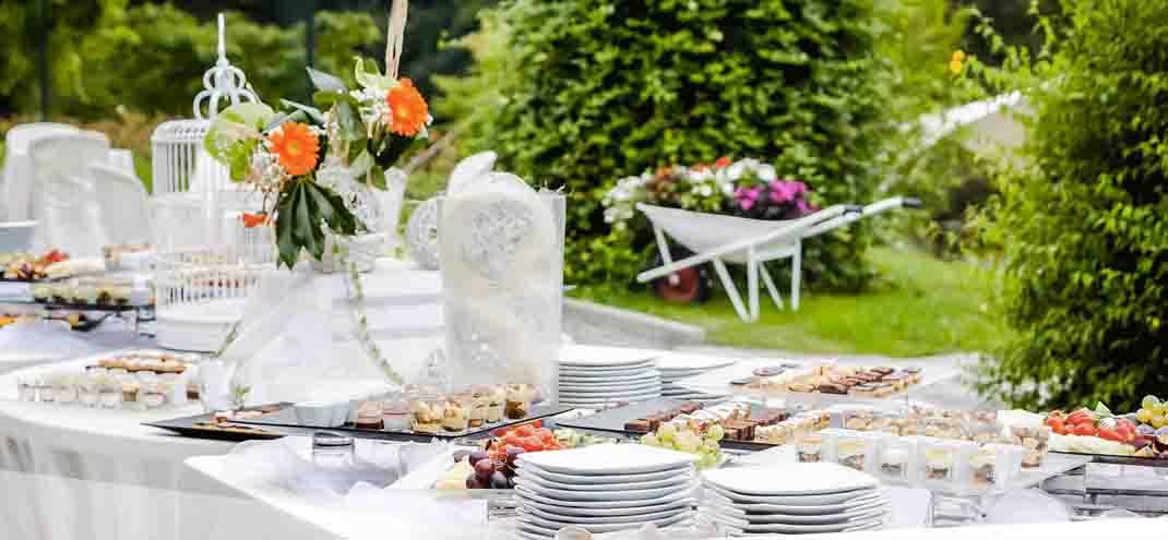 Catering Roma, offre servizi di catering a Metro Amba Aradam Ipponio
