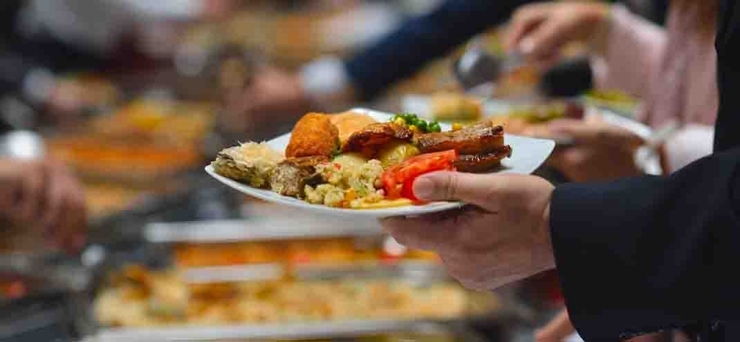 Catering Roma, offre servizi di catering a Castel Giubileo