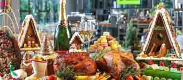 Buffet di Natale Asporto Roma