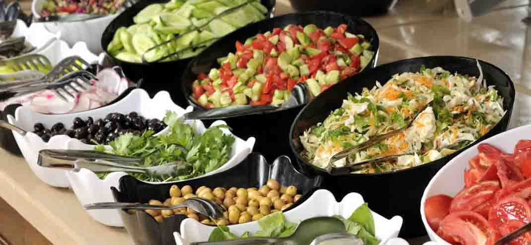 Catering Roma, offre servizi di catering a Roma