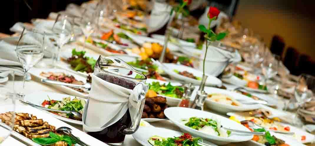 Catering Roma, offre servizi di catering a Jenne