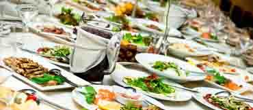 Catering per feste Roma