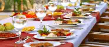 Catering matrimoni Roma
