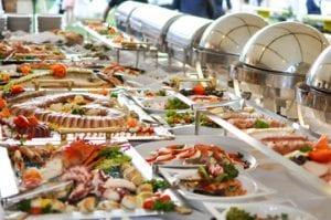 Catering per Comunioni